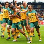 Australia v Equatorial Guinea: Group D - FIFA Women's World Cup 2011